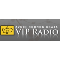 Logo de la radio VIP Radio