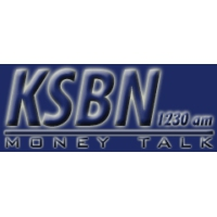 Logo of radio station KSBN 1230