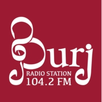 Logo of radio station Burj Radio