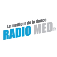 Logo of radio station RADIO MED