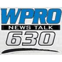 Logo of radio station WPRO