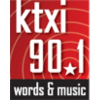 Logo of radio station KTXI 90.1 FM