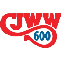 Logo of radio station CJWW 600