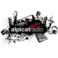Logo of radio station Alpicat Ràdio 107.9 FM