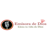Logo of radio station Emisora de Dios