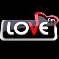 Logo of radio station Love FM