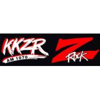 Logo of radio station KKZR Z Rock