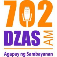 Logo of radio station 702 DZAS