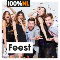 Logo of radio station 100% NL - Feest