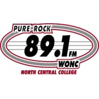 Logo of radio station WONC