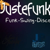 Logo of radio station JusteFunk