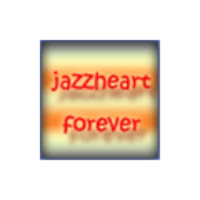 Logo of radio station JazzHeart