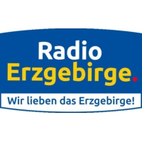 Logo of radio station Radio Erzgebirge