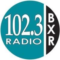 Logo de la radio KBXR 102.3