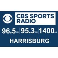Logo of radio station WHGB CBS Sports Radio
