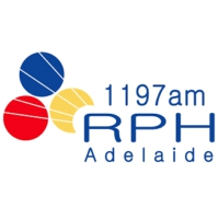 Logo of radio station 5RPH Adelaide
