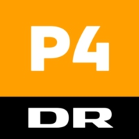 Logo of radio station DR P4 Østjylland