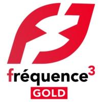 Logo de la radio Fréquence 3 Gold