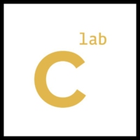 Logo of radio station C lab