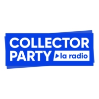 Logo de la radio COLLECTOR PARTY la radio