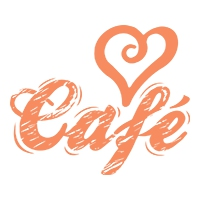 Logo of radio station 1.FM Cafe Radio