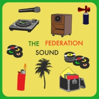Logo de la radio Red Bull Radio - The Federation Sound