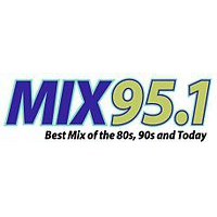 Logo of radio station WIKZ Mix 95.1