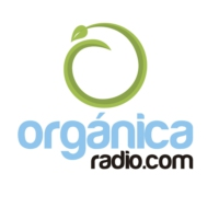 Logo of radio station organica radio