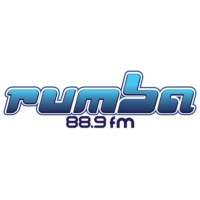 Logo of radio station Rumba Stereo