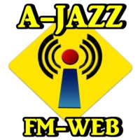 Logo of radio station A JAZZ-FM-WEB