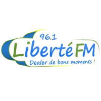 Logo of radio station Liberté FM