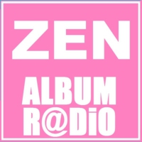 Logo of radio station ALBUM RADIO ZEN