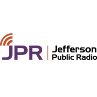 Logo of radio station KSOR JPR News & Information