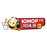 Logo of radio station Юмор FM
