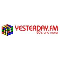 Logo of radio station Yesterday.FM