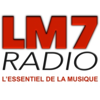 Logo of radio station LM7 RADIO