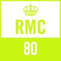 Logo of radio station RMC 80