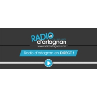 Logo of radio station Radio d'Artagnan
