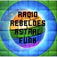 Logo of radio station rebeldes funk