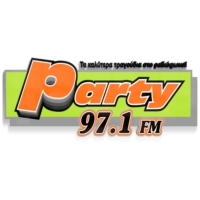 Logo de la radio Party FM 97.1