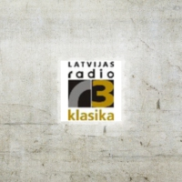 Logo of radio station Latvijas Radio 3 Klasika