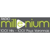 Logo de la radio Radio Millenium