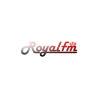 Logo of radio station ROYALFM