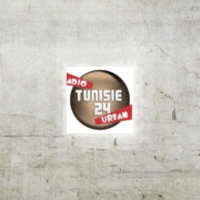 Logo of radio station Tunisie 24 Urban