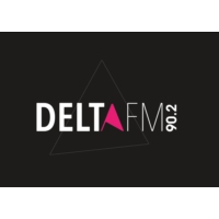 Logo of radio station Delta FM 90.2 FM