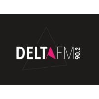 Logo de la radio Delta FM 90.2 FM