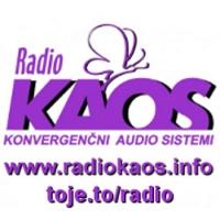 Logo of radio station Radio Kaos Slovenija