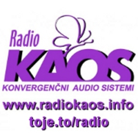 Logo of radio station Radio Kaos Slovenija