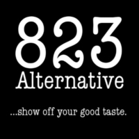 Logo de la radio 823 Alternative
