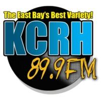 Logo of radio station KCRH 89.9 FM